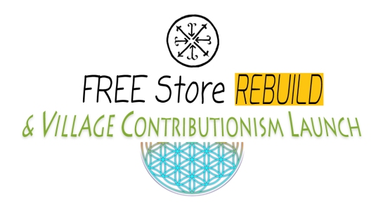 VILLAGE LAUNCH FREE STORE v1.1